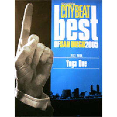 City Beat: Best Yoga, San Diego, 2005