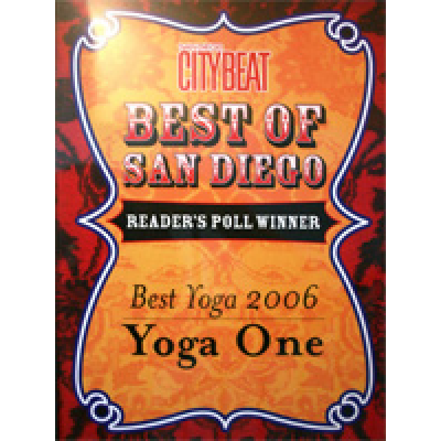 City Beat: Best Yoga, San Diego, 2006