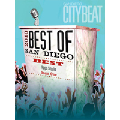 City Beat: Best Yoga, San Diego, 2010