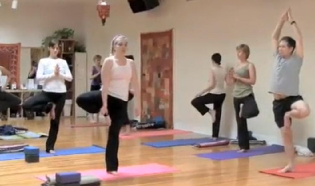 Yogamates: 50 Days. 50 Yoga Studios.