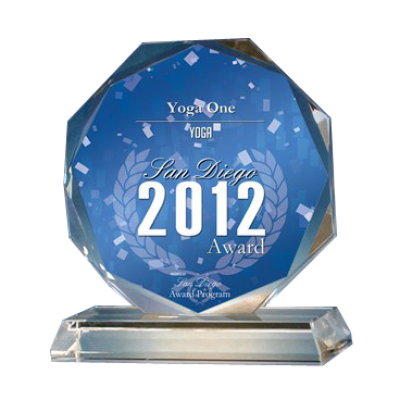 US Commerce Association: Best Yoga Studio 2012
