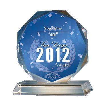US Commerce Association: Best Yoga Studio 2012