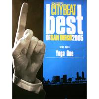 City Beat: Best Yoga, San Diego, 2005