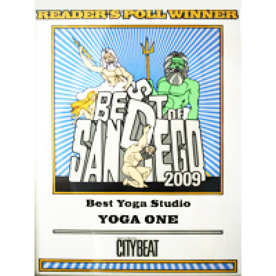 City Beat: Best Yoga, San Diego, 2009