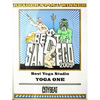 City Beat: Best Yoga, San Diego, 2009