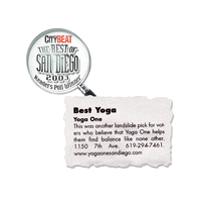 City Beat: Best Yoga, San Diego, 2003