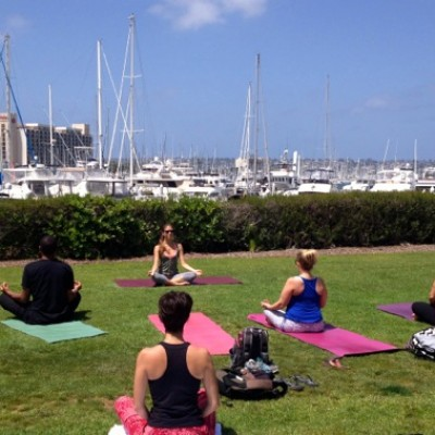 Yoga One June 2013 Newsletter