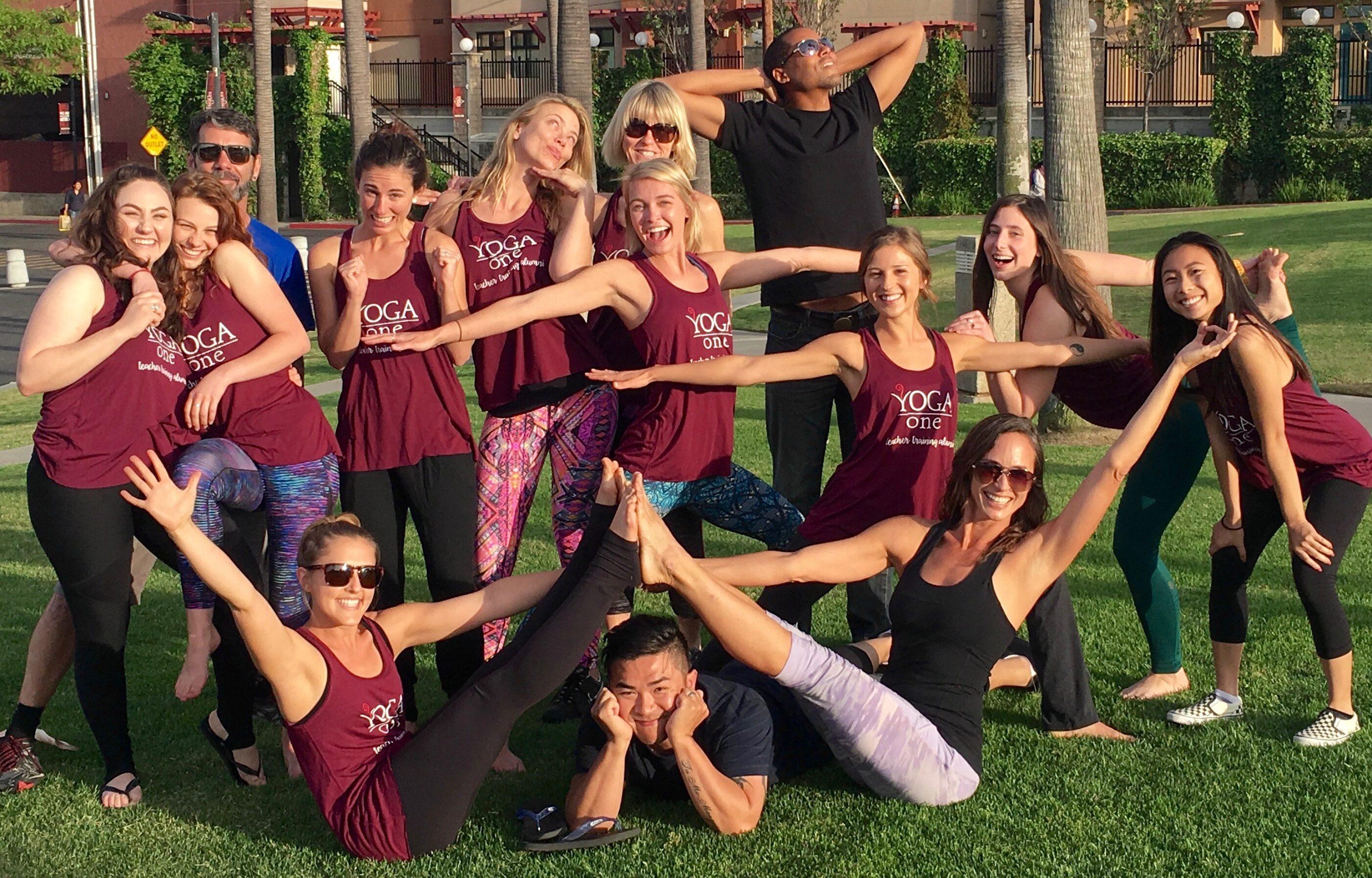 Yoga One Teacher Training