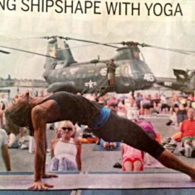 Yoga One June 2015 Newsletter